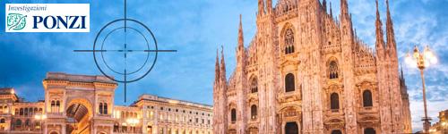 Ponzi Investigazioni Milano